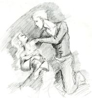 LifeDrawing 3_20_2011 by Lenore5k