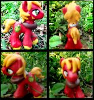 Big Macintosh Blind Bag by Lolly-pop-girl732