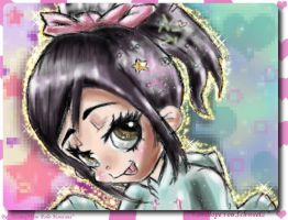 Vanellope by sonamy94fan