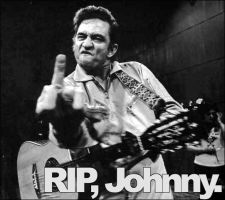 Johnny Cash Tribute by seanfus
