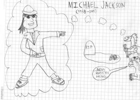Tributo a Michael Jackson by Pyroraptor42