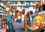 The Game Store by Lukali