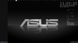 Asus Doc Win 8.1 black & blue by acme005