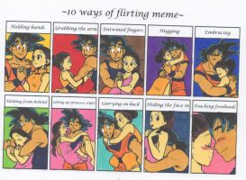 flirting meme GxCC-colored by rulkout1993