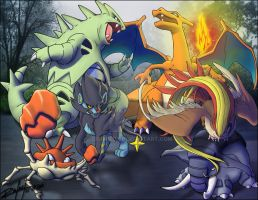 Pokemon Dream Team? xD