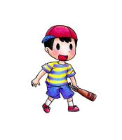 Ness by CyanDrizzle