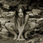 Wet Sand.sepia by madlynx