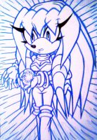 Quick Sky Sketch by Sky-The-Echidna