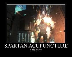 Acupuncture by ODST-Training
