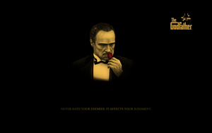 the Godfather wallpaper by blackp