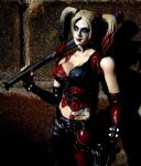 Arkham City Harley Quinn by Sadako18