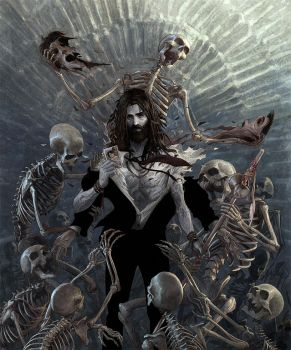 Aghori vol : 1 Cover by Nisachar