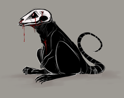 Bloody Rodent by Rodent-blood