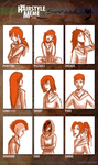Hairstyle Meme - Sionnach by Oreramar
