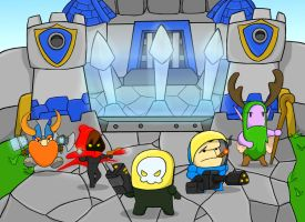Carbot Heroes of the storm Part1 by CountryGump