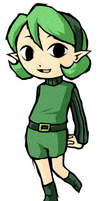 Saria by Kjbionicle