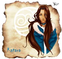 Katara by Maria-from-Russia
