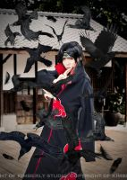 Itachi Cosplay by KimMazyck