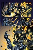 LEYENDS OF FIFTH SUN 3 page 14 by LURURINU