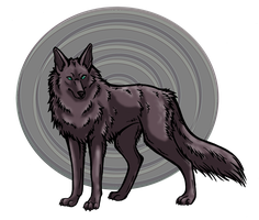 Wolf by Zifriel