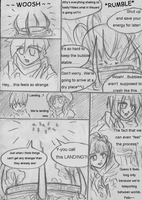 Balance - page 18 'Not Mine by chihoriko
