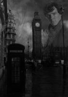 This is were I belong to - the streets of London by AssassinMina