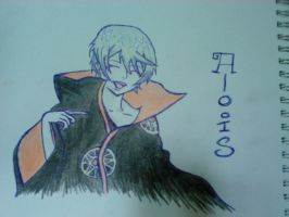 Alois In The Akatsuki by mangaJag