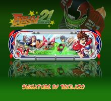 Signature Eyeshield 21 by DBCProject