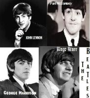 Beatles Collage 4 by BeatlesBoy26