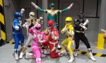 Mighty Morphin Power Rangers by coreybrown1994