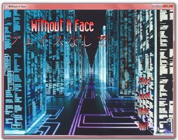 Without A Face Cover by TheOneAndOnly-K