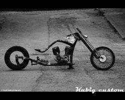 Hellbound chopper by r3akc3