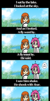 A Fly Went By 1 by ilovemybishies87