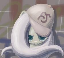 Catacomb Fluttershy by Popprocks