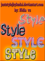 Pack Styles 003 by juststyleJByKUDAI