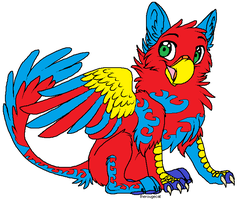 hatched egg adoptable for tomboy2002 by PrincessaDramaQueen