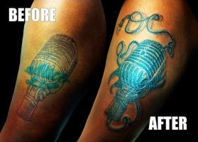 Vintage Mic Cover-Up by BlvqWulph