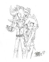 Shaynke and Katina by SanctifiedVengeance