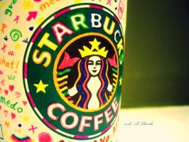 STARBUCKS by me6o