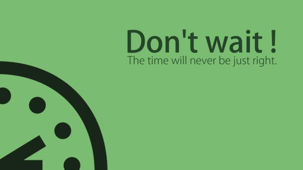 Don't Wait by Q-Style