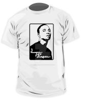 Lupe Fiasco Tee by supermanisback