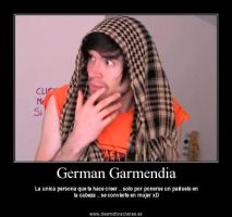 German Garmendia by jessiemmpnfmnt
