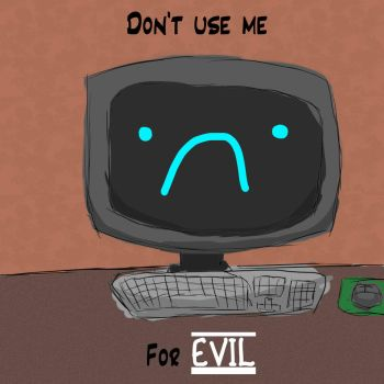 Not for Evil by imushu