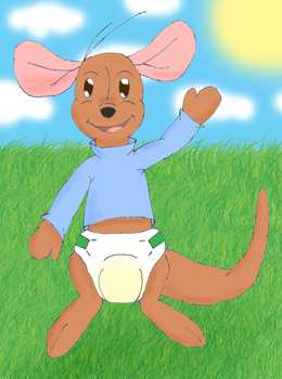 Padded Roo. by Lig28
