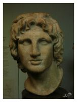 Alexander the Great by Golden-Flute
