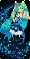 MiniSpris: Magical Girl AU by Chisuimi