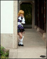 envious Parsee by nuramoon