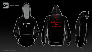 A Challenger Hoodie 01 by Drayle88