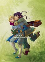 +COMMISSION+Will and Geoff by Nephyla