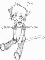 Kitty Roxas- for maximumchakra by Moiqueen